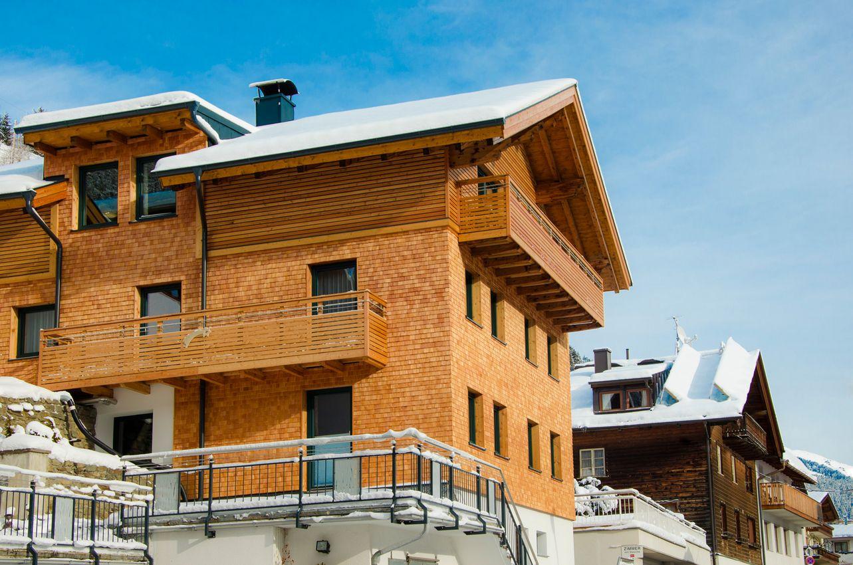Haus Kofler in Kappl Zimmer und Ferienwohnungen in Kappl